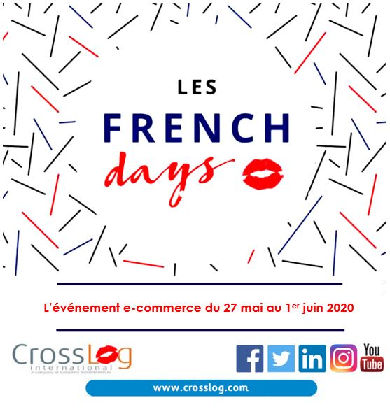 Les French days 2020, le rendez-vous incontournable du e.commerce.